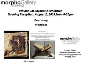 Chicago: morphoGallery Exhibit