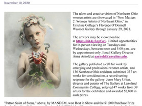 Best in Show, New Masters 2 (Wasmer Gallery)