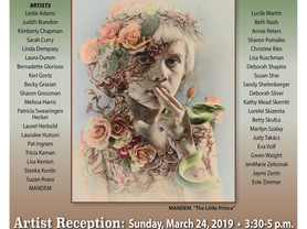 Women's history month at The Gallery at Lakeland