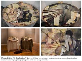 Collage 2021, Aird Gallery (Toronto, Ontario)