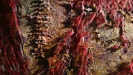 After the War, Lazarus (detail)