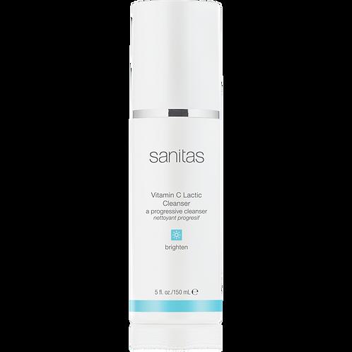 Sanitas Vitamin C Lactic Cleanser (150ml)