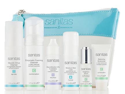 Sanitas Combination Kit