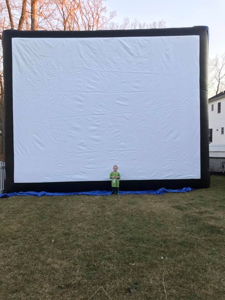 Jumbo Movie Screen