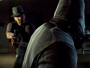 From the Bargain Bin with Murdered: Soul Suspect