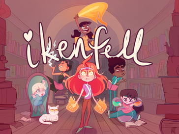 Ikenfell (Review)