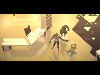Review - Deus Ex Go