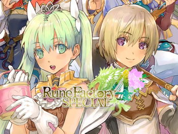 Rune Factory 4 Special (Review)