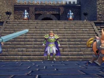 Trials of Mana (2020) Demo