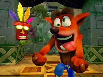 Crash Bandicoot trilogy remastered: So you can teach an old Bandicoot new tricks