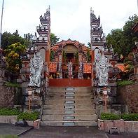 temple hindouiste bouddhist