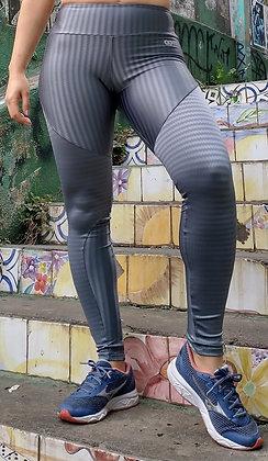 Legging cinza 3D
