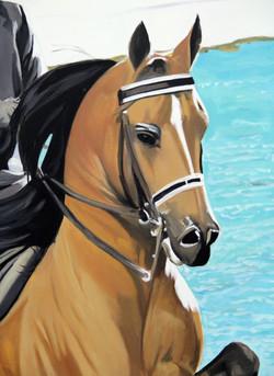 Closeup of Afires Heir