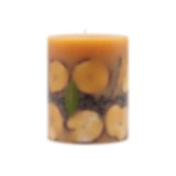 Spicy-Apple-Medium-Round-Botanical-Candl