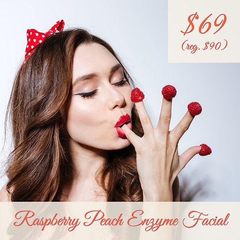 Raspberry Peach Enzyme Special