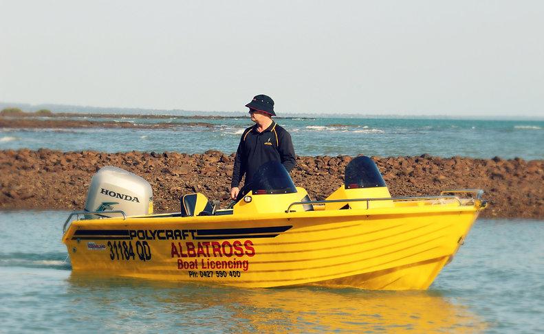 Albatross Boat Licencing