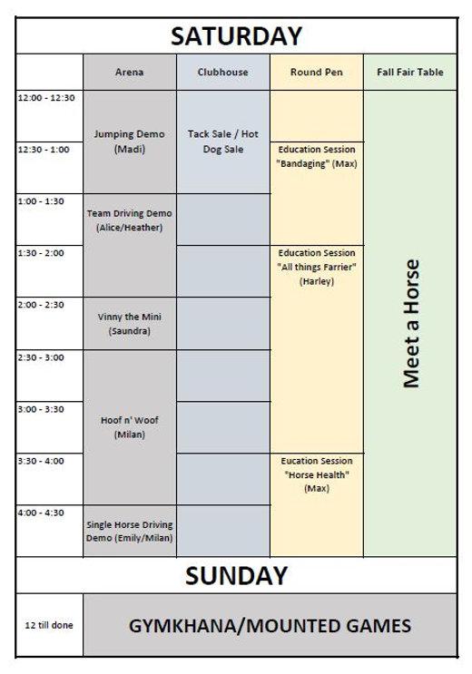Fall Fair Schedule.JPG