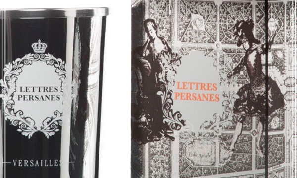 "Candle "" Lettres Persanes "" Arty Fragrance"