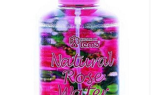 ROSE WATER  - EAU  de ROSE Damascena