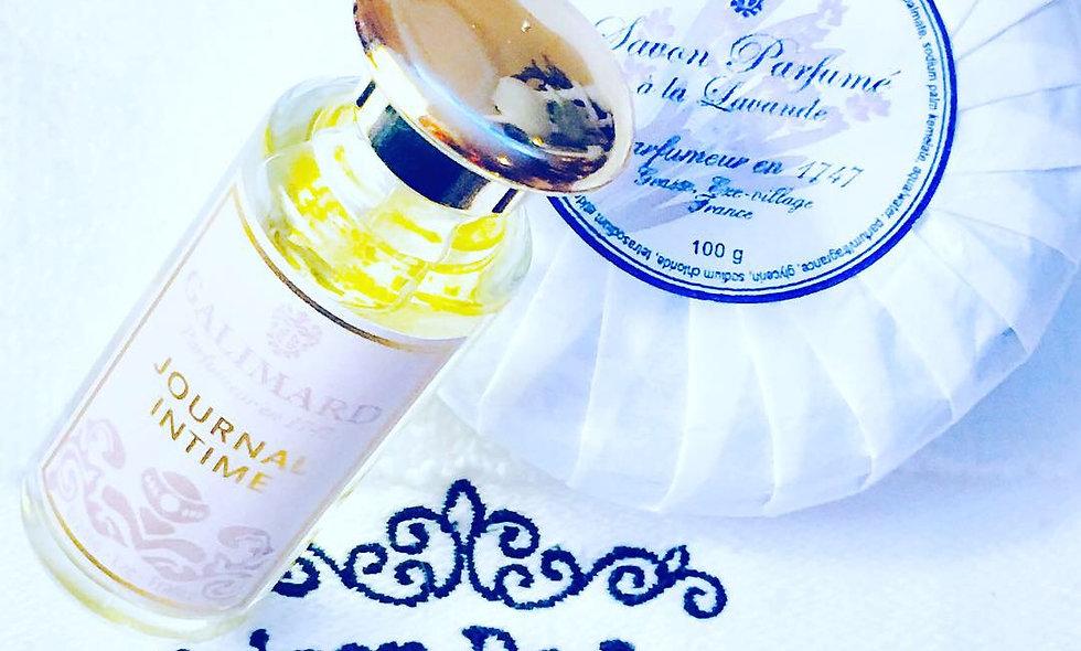 GALIMARD Perfume & Soap Gift