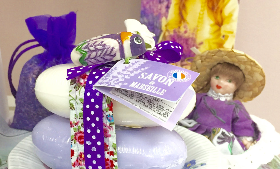 French Soaps Gift
