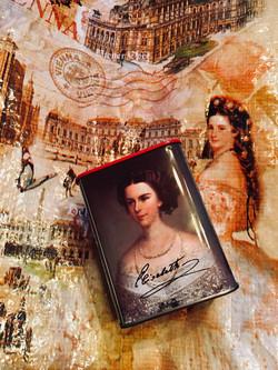 SISI Queen's Tea Vienna