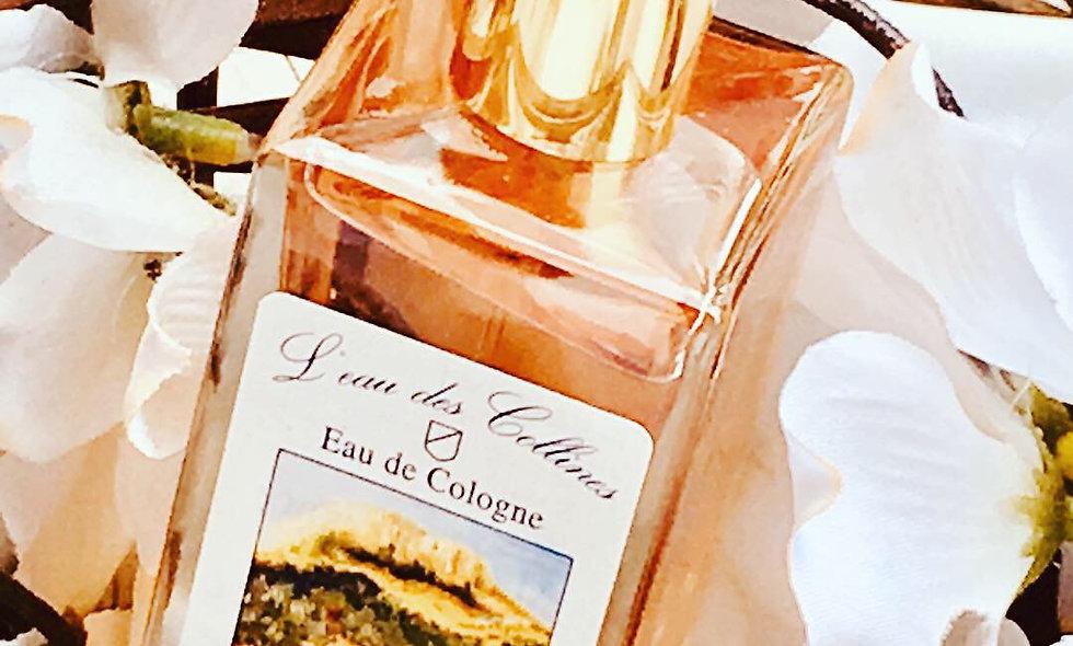 Eau des Cologne «Fleurs d'Oranger»