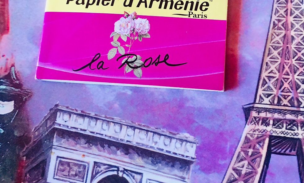 Incense - Papier d'Armenie
