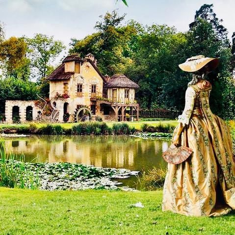 Marie-Antoinette Garden