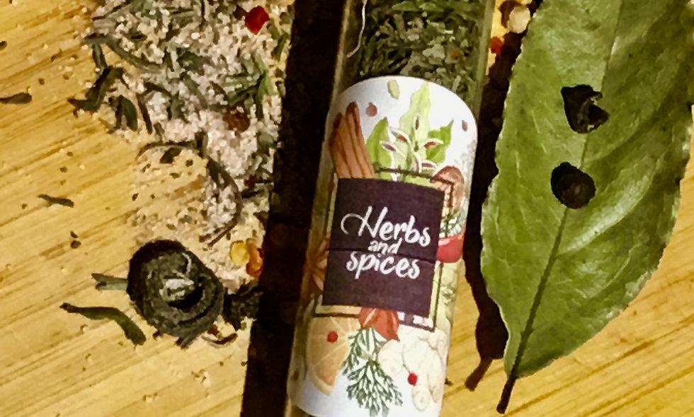 Cullinary Herbs &