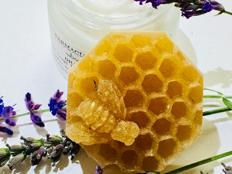 Natural Beauty #holistic#wellness#natural#bio#eco#cosmetics#bees #propolis#honey#beeswax#lavender