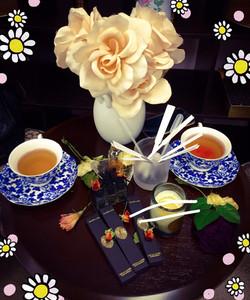 Tea Time & Olfactive Workshop
