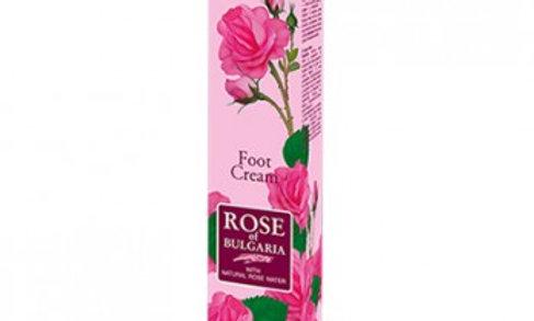 Natural Rose Foot Cream