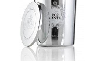 Candle «Elégante» Collection Barock 180 gr.6.5oz