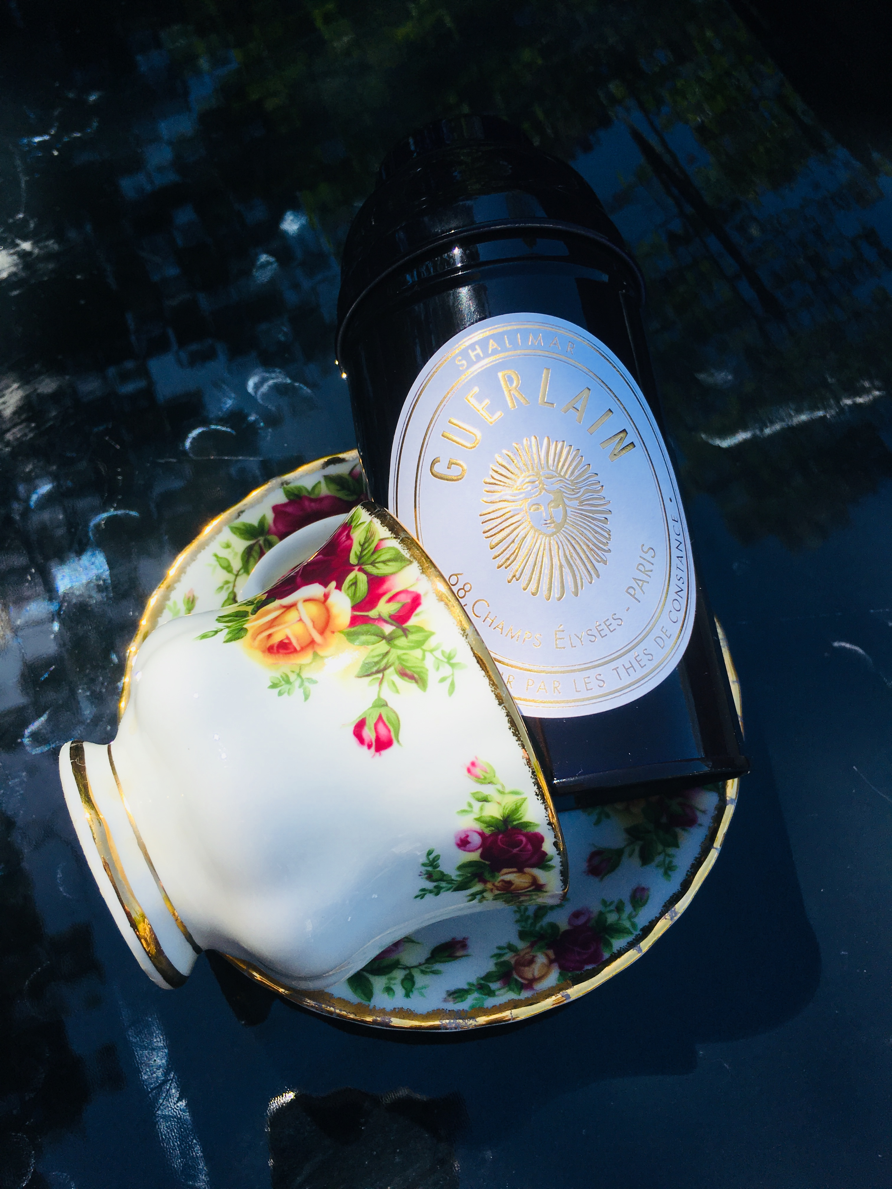 Guerlain Shalimar Tea