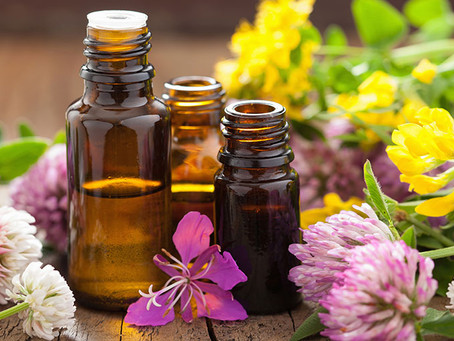 The Benefits of Nature's Scents