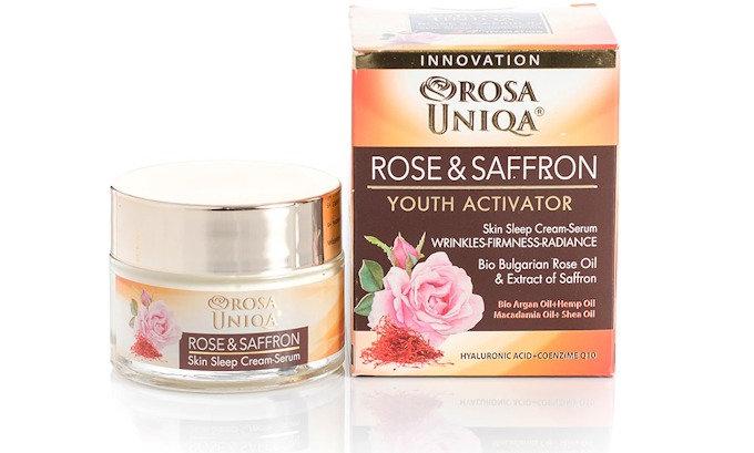 Rose & Saffron nS