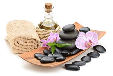 Harmonie des Sens  Massage aux Pierres Chaudes  Hot Stones Massage