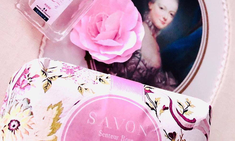 Savon Marie-Antoinette - Queen Marie -Antoinette Soap