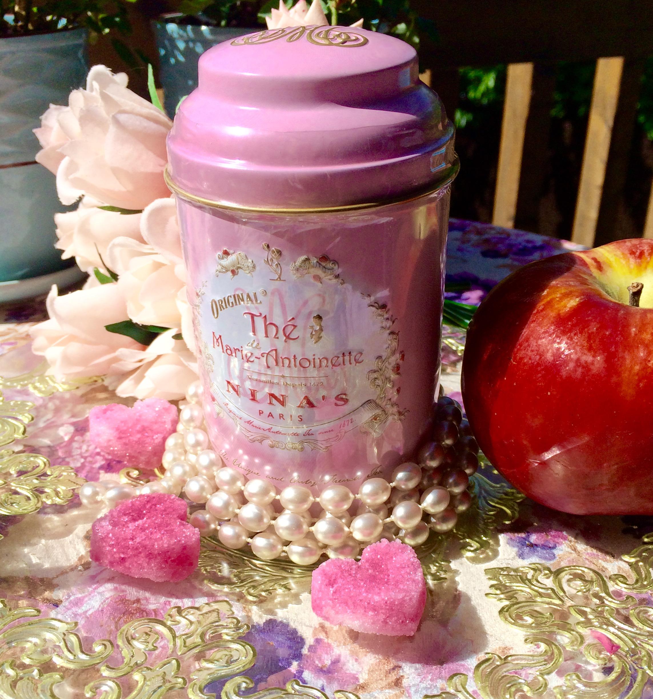 Marie Antoinette Versailles Tea
