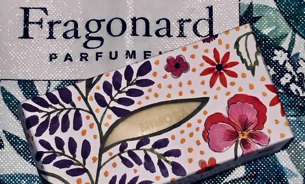 FRAGONARD Traditional Hand Body Soap Mimosa