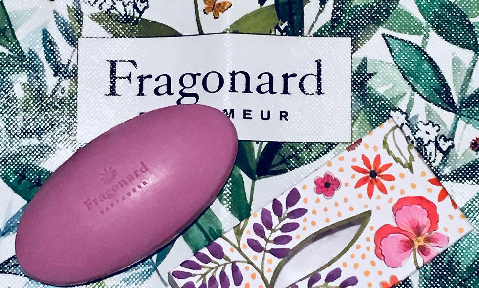 FRAGONARD Traditional Hand Body Soap Violet