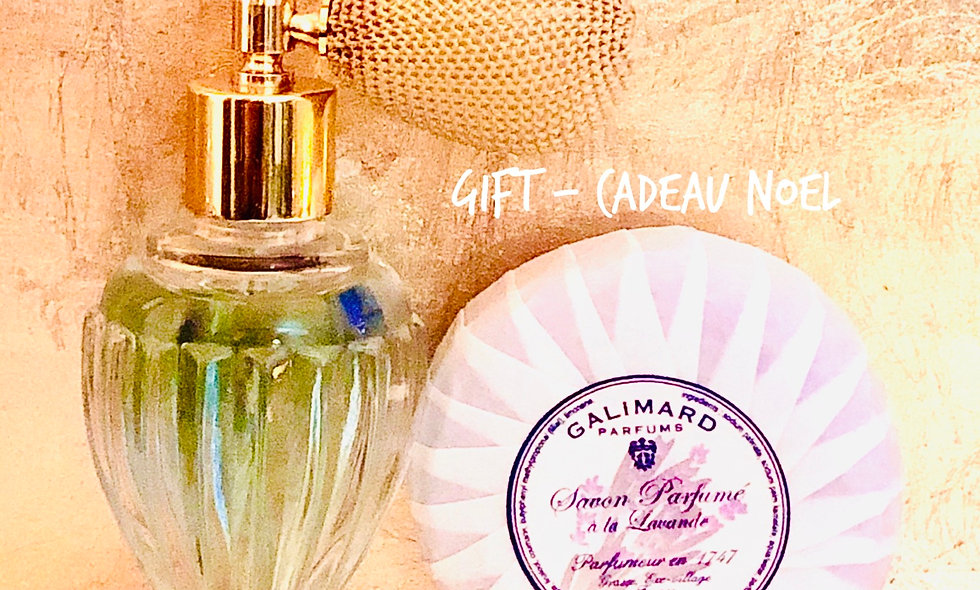 Gift -Soap + EDT Lavender