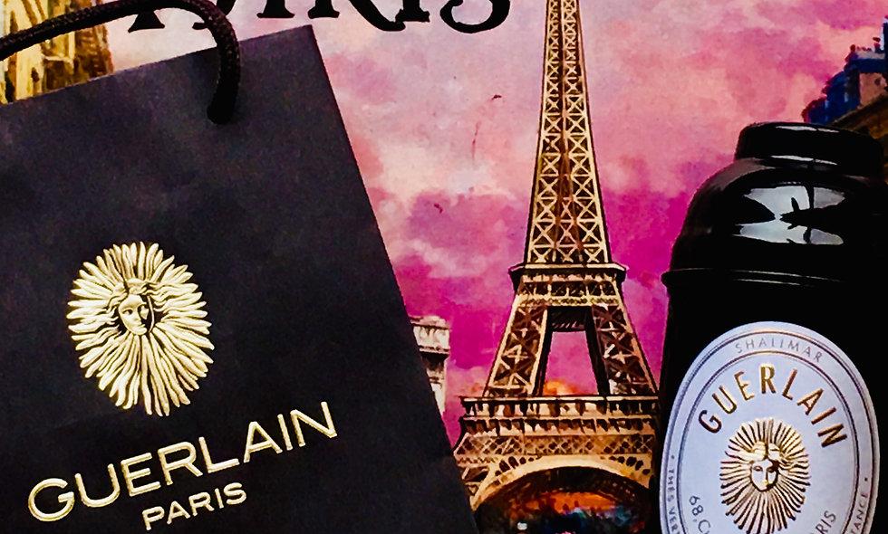 Tea Shalimar Guerlain Paris