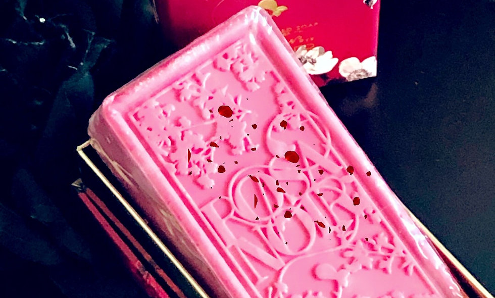 MOR « ROSA NOIR « SOAP -SAVON