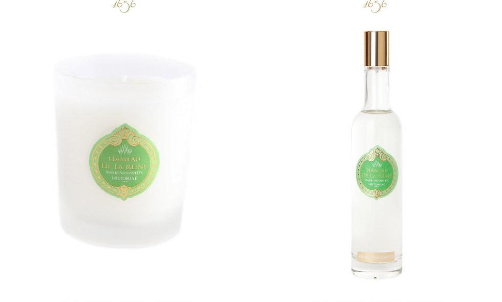 HISTORIAE - Hameau de la Reine CANDLE + HOME Fragrance