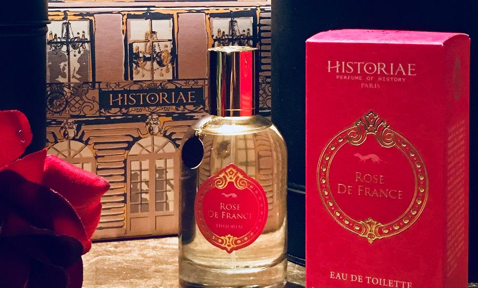 HISTORIAE ROSE   de FRANCE EDP
