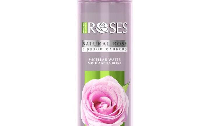 Original Micellar Rose Water +Rose Scrub