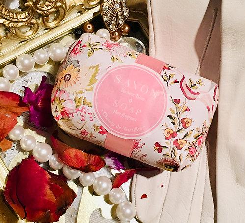 ROSE SOAP Collection Versailles Marie-Antoinette