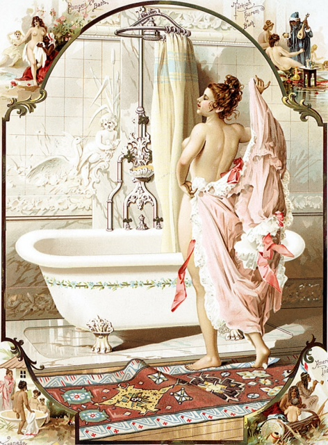Bath Beauty Historical Secrets